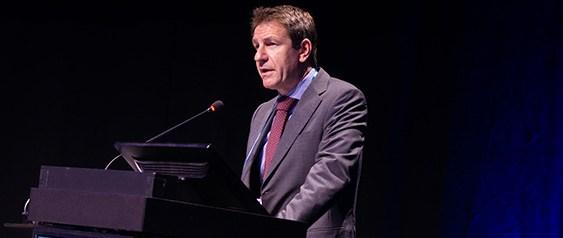 EASL's new Secretary General, Philip Newsome